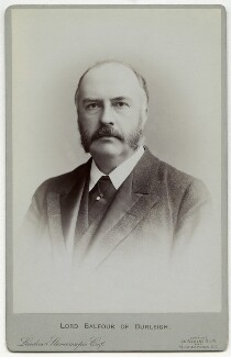 Alexander Hugh Bruce, 6th Baron Balfour of Burleigh, by London Stereoscopic & Photographic Company - NPG x17082