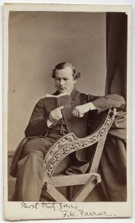 Frederic William Farrar, by Hills & Saunders - NPG x17098