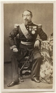 Napoléon III, Emperor of France, by Unknown photographer - NPG x17114