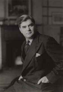 Aneurin Bevan, by Howard Coster - NPG x1728
