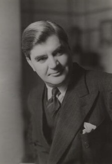 Aneurin Bevan, by Howard Coster - NPG x1729