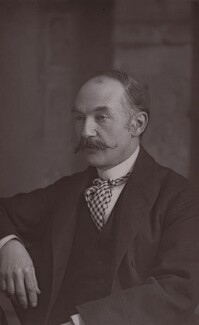 Thomas Hardy, by W. & D. Downey - NPG x17360