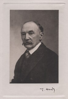 Thomas Hardy, by Unknown photographer - NPG x17361