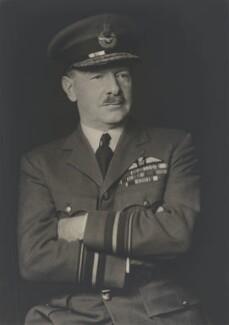 Sir Arthur Travers ('Bomber') Harris, 1st Bt, by Walter Stoneman - NPG x17399