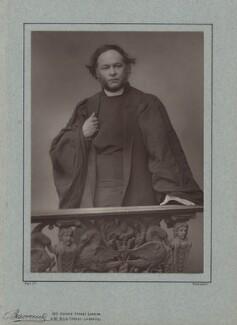 Hugh Reginald Haweis, by Herbert Rose Barraud, published by  Richard Bentley & Son - NPG x17448