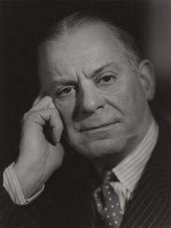 Sir Charles Blake Cochran, by Howard Coster - NPG x1794