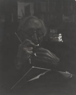 Sir Alan Patrick Herbert, by Nicolo Vogel - NPG x17947