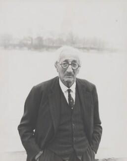 Sir Alan Patrick Herbert, by Nicolo Vogel - NPG x17948