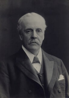Arthur James Balfour, 1st Earl of Balfour, by London Stereoscopic & Photographic Company - NPG x180