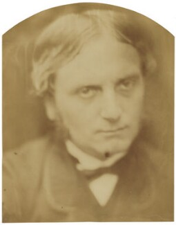 Herbert William Fisher, by Julia Margaret Cameron - NPG x18003