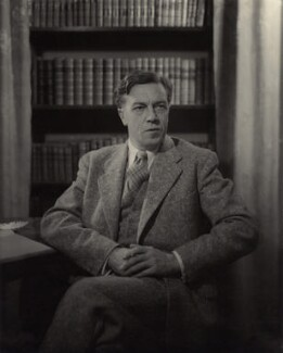 Cecil Day-Lewis, by Howard Coster, 1954 - NPG x1806 - © National Portrait Gallery, London