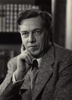Cecil Day-Lewis, by Howard Coster, 1954 - NPG x1808 - © National Portrait Gallery, London