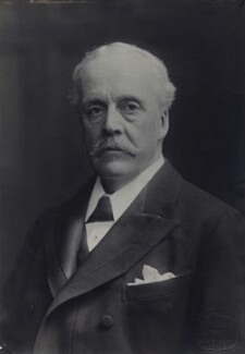 Arthur James Balfour, 1st Earl of Balfour, by London Stereoscopic & Photographic Company - NPG x181