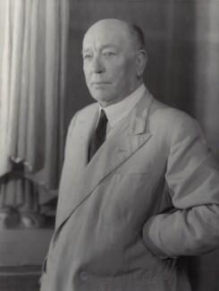 Sir William Reid Dick, by Howard Coster - NPG x1810