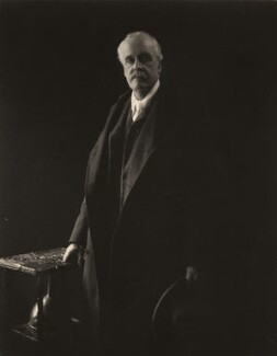 Arthur James Balfour, 1st Earl of Balfour, by Olive Edis - NPG x182