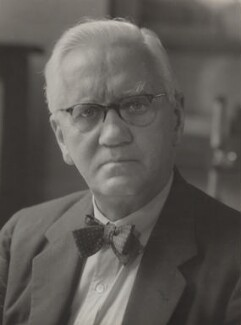 Alexander Fleming, by Howard Coster, 1954 - NPG x1833 - © National Portrait Gallery, London