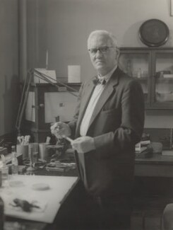Alexander Fleming, by Howard Coster - NPG x1836
