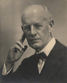 John Galsworthy, by Howard Coster - NPG x1843