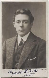 Sir (Edward) Seymour Hicks, published by J. Beagles & Co - NPG x18462