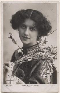 Mabel Hirst, published by Charles William Faulkner & Co ('C.W.F. & Co') - NPG x18485