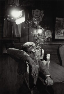 Richard Burton in 'Who's Afraid of Virginia Woolf?', by Bob Willoughby - NPG x18492