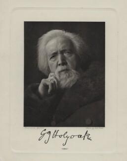 George Jacob Holyoake, after A.E. Praill - NPG x18573