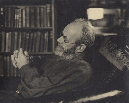 Eric Gill, by Howard Coster - NPG x1864