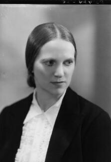 Ethel Edith Mannin, by Bassano Ltd - NPG x18691