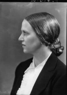 Ethel Edith Mannin, by Bassano Ltd - NPG x18692