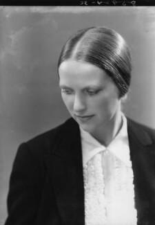 Ethel Edith Mannin, by Bassano Ltd - NPG x18693