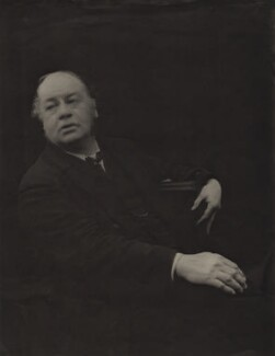 Henry Jackson, by Albert George Dew-Smith, before 1903 - NPG x18707 - © National Portrait Gallery, London