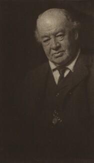 Henry Jackson, by Vernon Henry Mottram, 1909 - NPG x18708 - © National Portrait Gallery, London