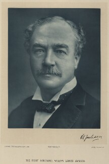 William Lawies Jackson, 1st Baron Allerton, by London Stereoscopic & Photographic Company - NPG x18712