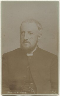 Edgar Jacob, by Henry Joseph Whitlock, published by  Andrew & George Taylor - NPG x18713