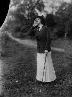 Dame Gladys Cooper, by Bassano Ltd - NPG x18792