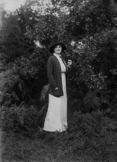 Dame Gladys Cooper, by Bassano Ltd - NPG x18793