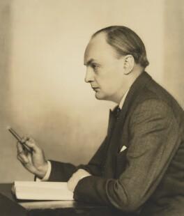 (Hubert Miles) Gladwyn Jebb, 1st Baron Gladwyn, by Dorothy Wilding - NPG x18856