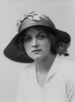 Dame Gladys Cooper, by Bassano Ltd - NPG x18912