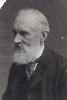 William Thomson, Baron Kelvin, by London Stereoscopic & Photographic Company - NPG x18985