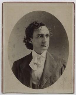 Edwin Booth, probably by Napoleon Sarony - NPG x19003