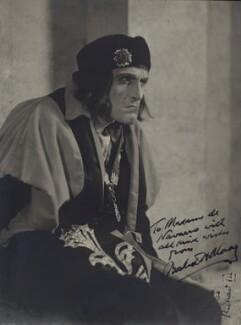 Baliol Holloway as Richard III in 'Richard III', by Pollard Crowther - NPG x19008