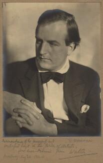 Walter Morse Rummel, by Li Osborne (née Luisa Friedericke Susanna Wolf, later Louise Hutchinson-Wolf) - NPG x19035