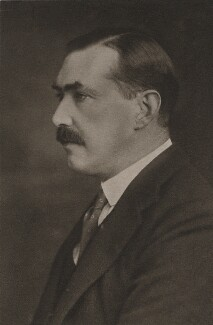 Robert Molesworth Kindersley, 1st Baron Kindersley, by Elliott & Fry,  - NPG x19139 - © National Portrait Gallery, London