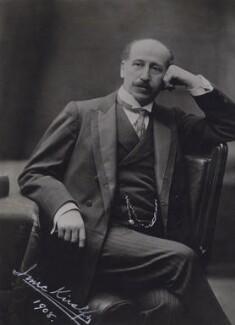 Imre Kiralfy (né Königsbaum), by Unknown photographer - NPG x19158