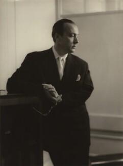 Eliot Hodgkin, by Howard Coster - NPG x1917