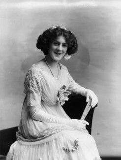 Dame (Esmerelda) Cicely Courtneidge, by Bassano Ltd - NPG x19177