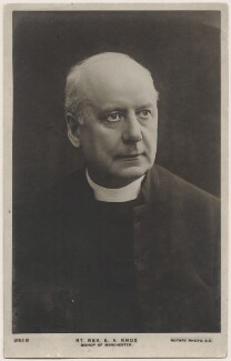 Edmund Arbuthnott Knox, published by Rotary Photographic Co Ltd - NPG x19277