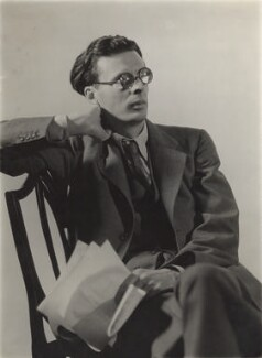 Aldous Huxley, by Howard Coster - NPG x1933