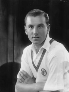 Fred Perry, by Bassano Ltd - NPG x19356