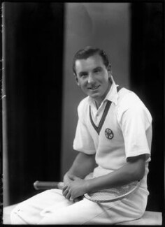 Fred Perry, by Bassano Ltd - NPG x19359